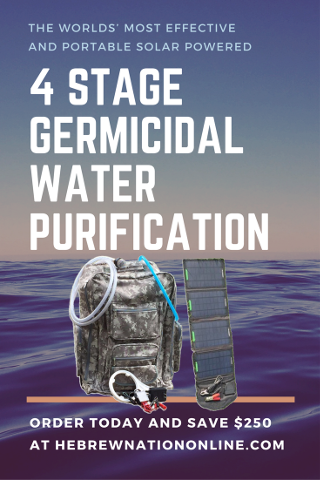 SOLAR HYDRO WATER PURIFICATION SYSTEM