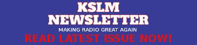 KSLM Newsletter